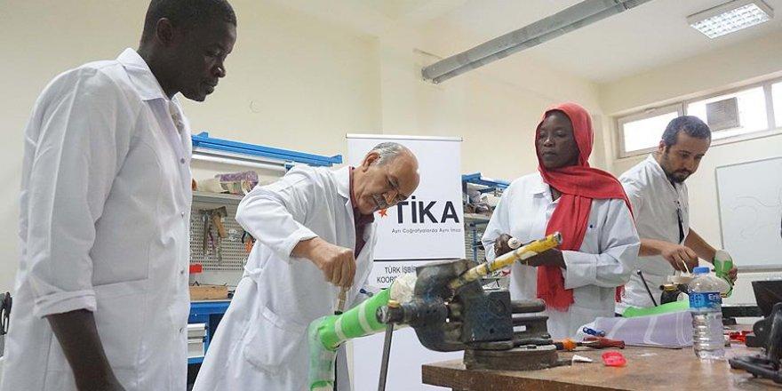 TİKA'dan Sudan'daki rehabilitasyon merkezi çalışanlarına Ankara'da eğitim