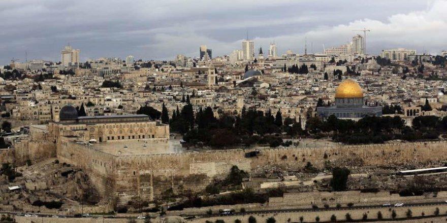 """Arap Birliği ilan ediyor: """"Kudüs, Filistin'in Başkenti'dir"""""""