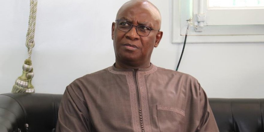 Senegal Eğitim Bakanı'ndan Maarif Vakfı açıklaması