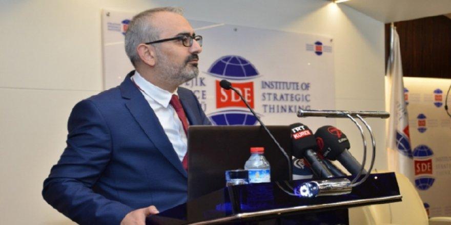 Buluşmayan 3 Filistinli parti Ankara'ya geldi