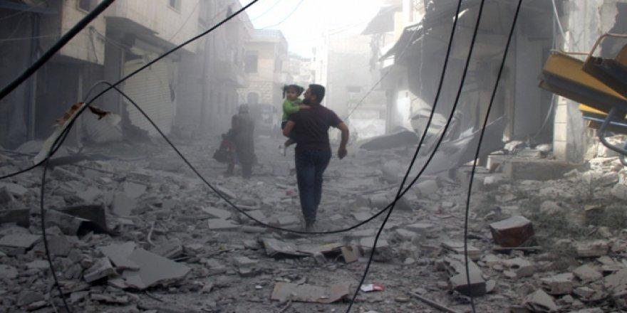 Esed, Soçi'de sağlanan ateşkesi delik deşik etti