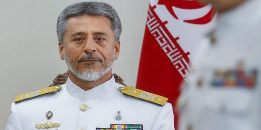 İran'dan ABD'ye Basra Körfezi için gözdağı