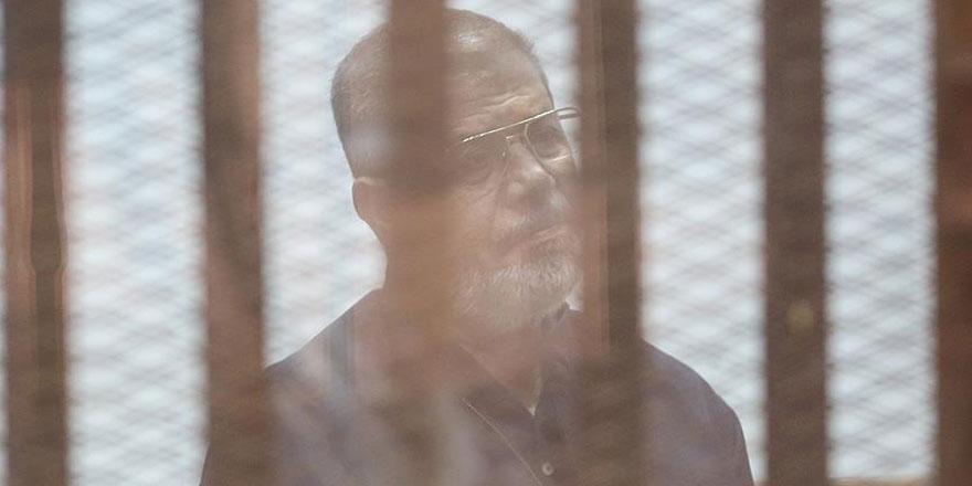 ABD yönetimi Mursi'nin vefatına sessiz