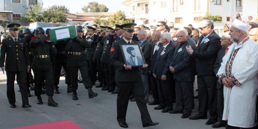 Kıbrıs şehidinin cenazesi 50 yıl sonra kalktı