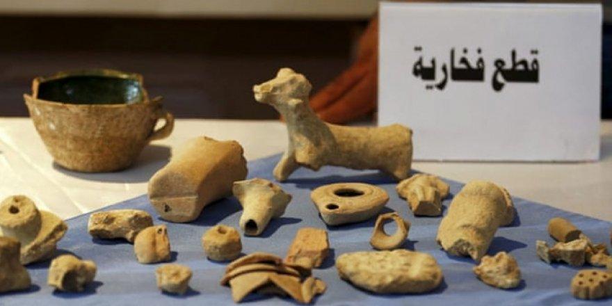 İran'da 6 bin 810 tarihi eser ele geçirildi