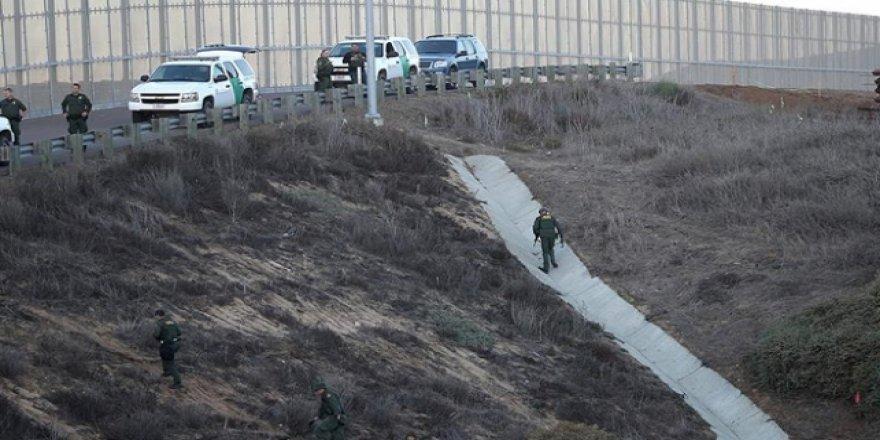 ABD sınırında gözaltına alınan çocuk öldü