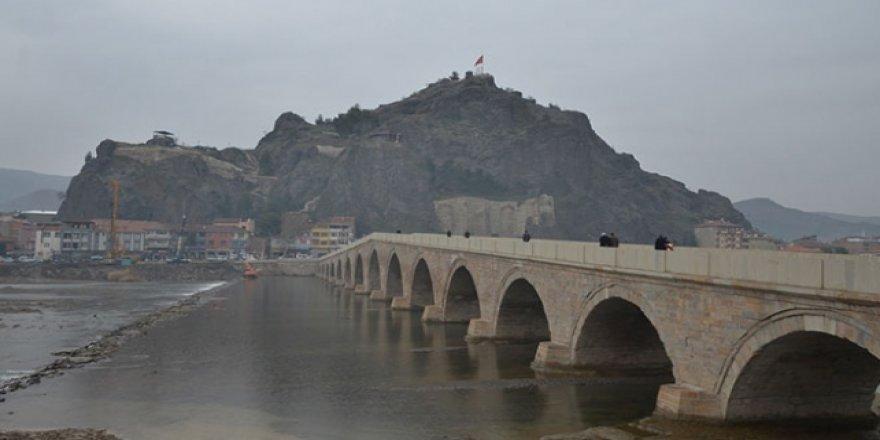 500 yıllık köprüde restorasyon bitti