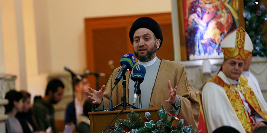 Irak'ta Noel resmi bayram ilan edildi