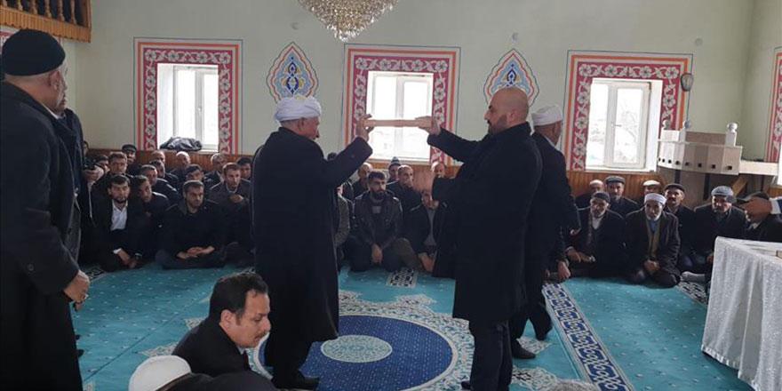 Kur'an'ı böyle tuttular ve barıştılar