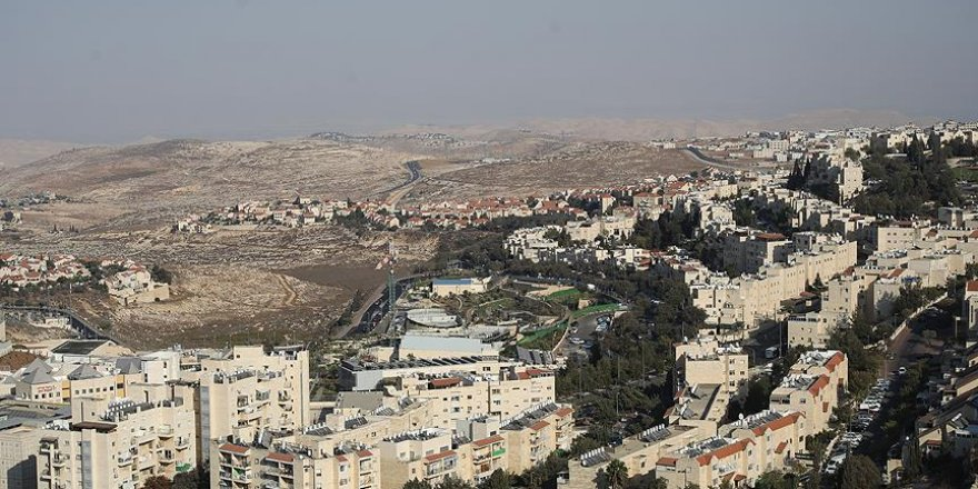 İsrail Batı Şeria'daki Yahudi yerleşim birimlerini genişletmeyi planlıyor