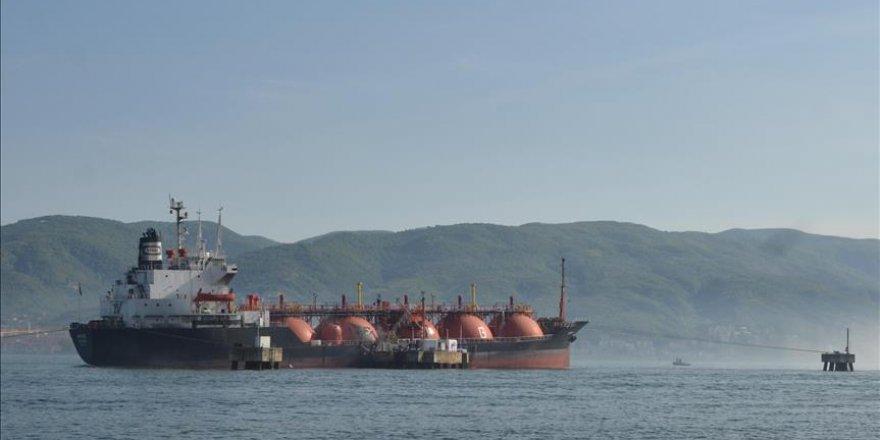 LPG ithalatı ekimde arttı