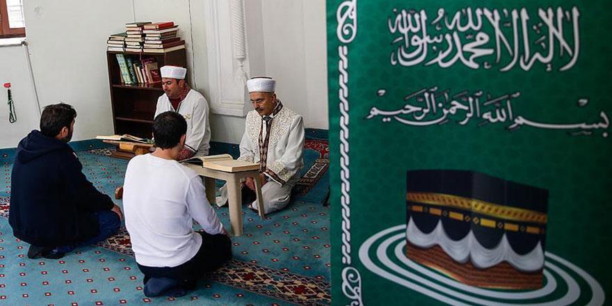Allah bu imamlardan razı olsun uyuşturucu belasından kurtarıyorlar