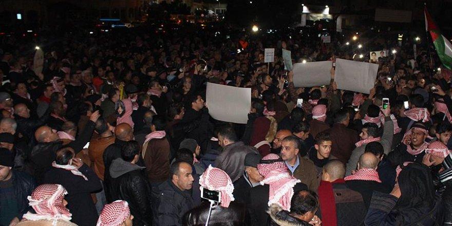 Ürdün hükümeti alarmda: Gösteriler bitmiyor