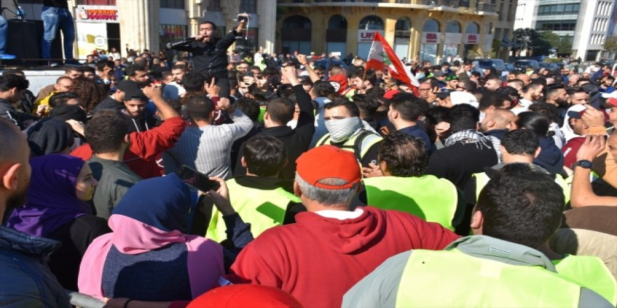 """""""Arap Baharı""""nın 8'inci yılında gösteriler sürüyor"""