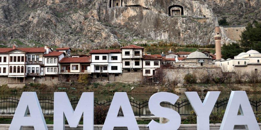Amasya'ya turist akını