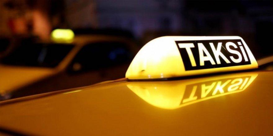 İstanbul'da taksicilere 3 milyon lira ceza
