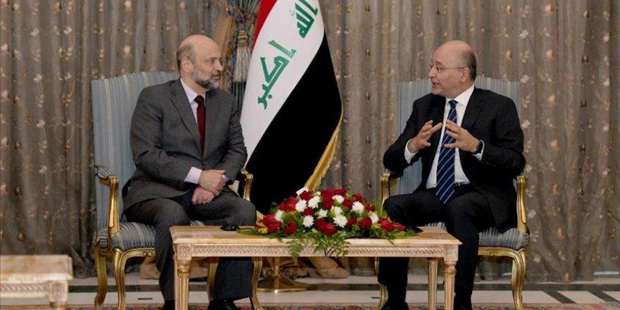 Ürdün ve Irak'tan ikili ilişkilerin güçlendirilmesi adımı