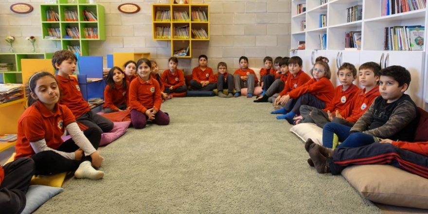 İstanbul'da çocuklara okumayı sevdirecek proje