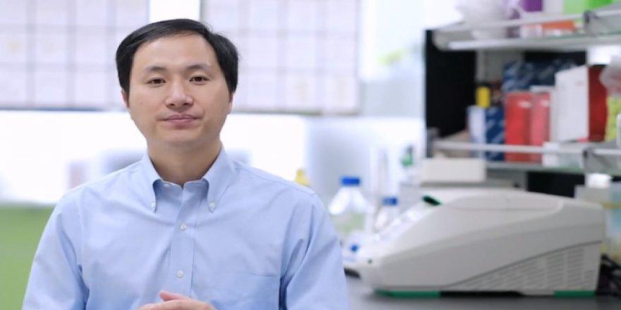 Bebeklerin genetiğini değiştiren Çinli bilim adamı ev hapsinde