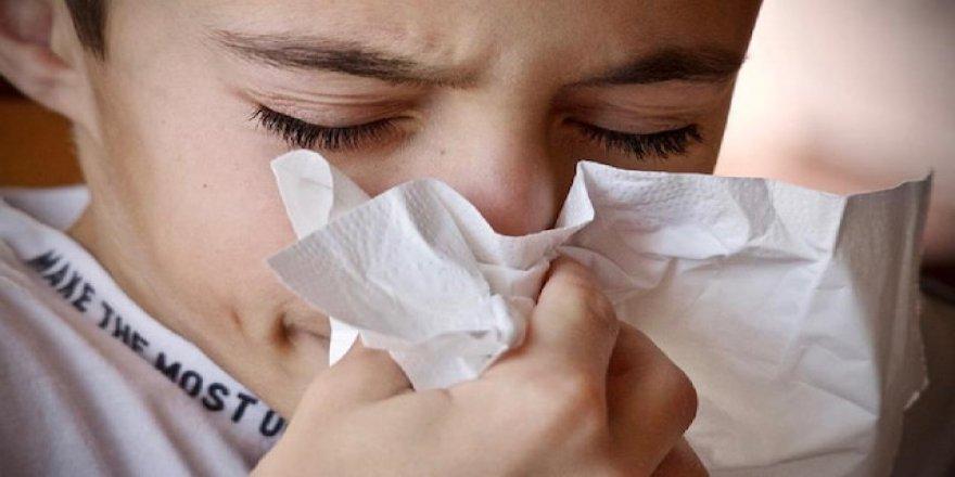 Alerjik astımı olan çocuklar enfeksiyonlara daha yatkın