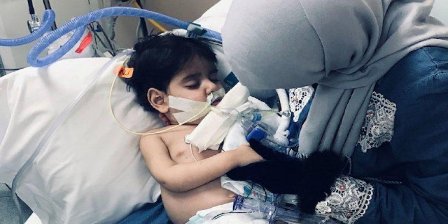 ABD'de tedavi gören Yemenli annenin hasta çocuğu Abdullah hayatını kaybetti