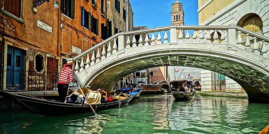 İtalya'nın Turizm Başkenti Venedik'e giriş ücretli olacak