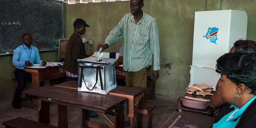 Kongo'da seçimler iki yıl gecikmeli yapıldı