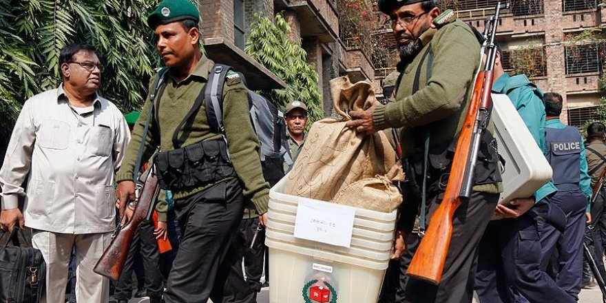 Bangladeş'te seçimin bilançosu: 17 ölü
