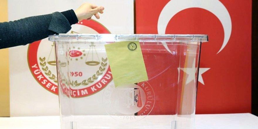 Bir sandıkta oy kullanan seçmen artacak