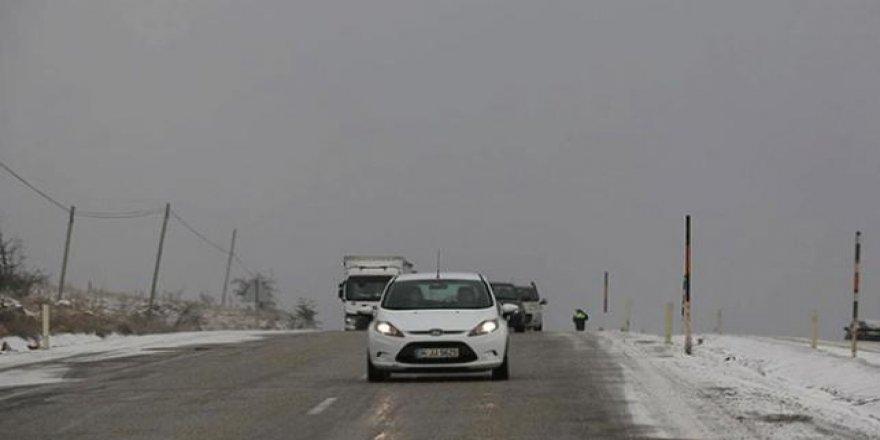 Doğu bölgelerimizde çığ ve don tehlikesi