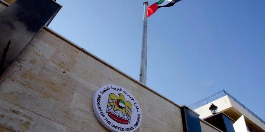 BAE'den Suriye'ye 'uçak' açılımı