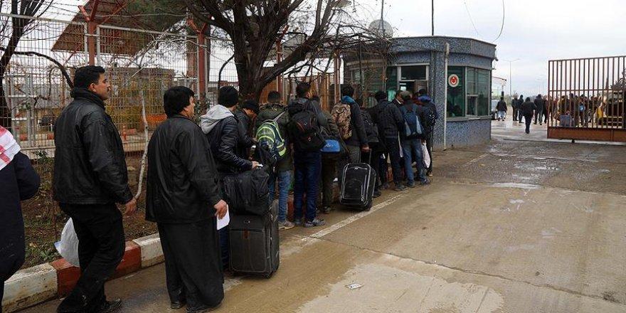 3 bin Suriyeli ülkesinden dönmedi