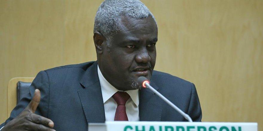 'Sudan'daki gelişmeleri endişeyle takip ediyorum'