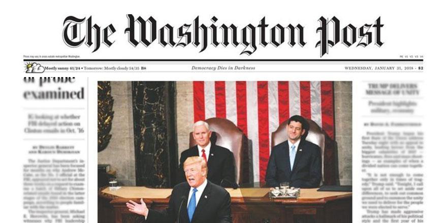 Washington Post: Trump 2018'de günde ortalama 15 yalan söyledi