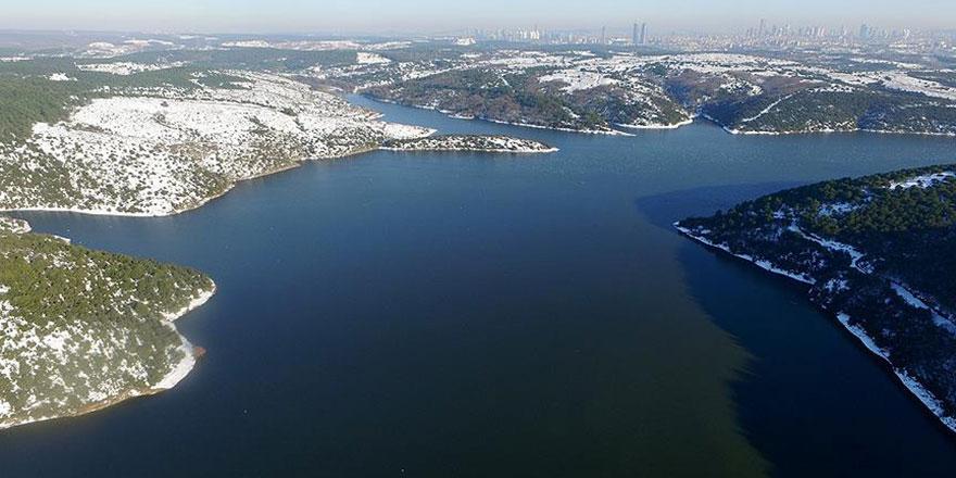 Ankara'nın barajlarında doluluk oranı rekor seviyede