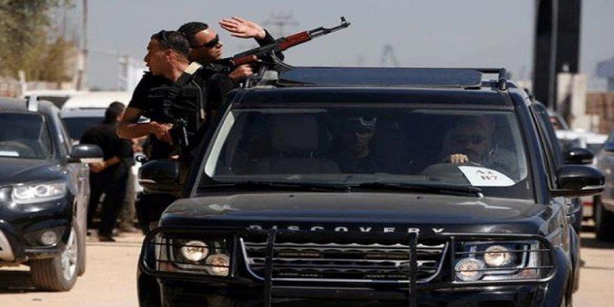 Filistin Başbakanı büyük tehlike atlattı