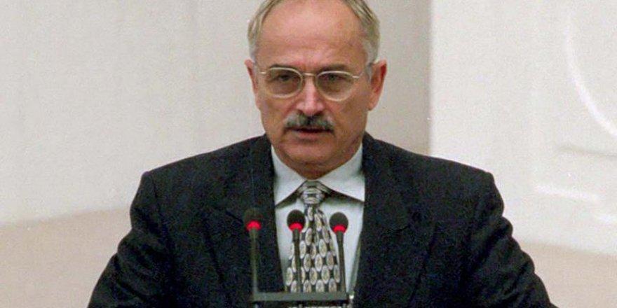 Eski Başbakan Yardımcısı Ekrem Pakdemirli için mevlit okutulacak