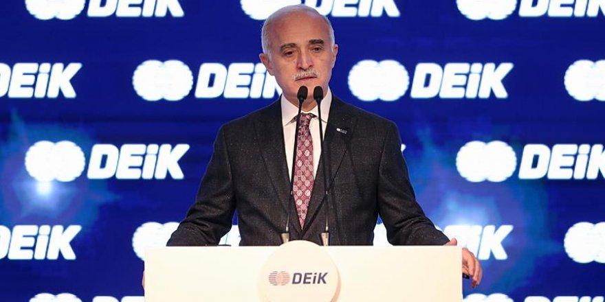 DEİK'ten enflasyonla mücadele övgüsü