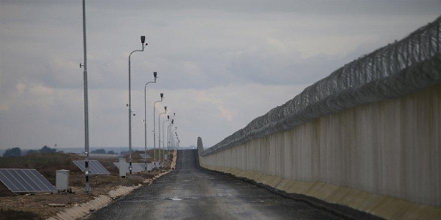 """Suriye sınırı """"akıllı"""" sistemle daha güvenli"""