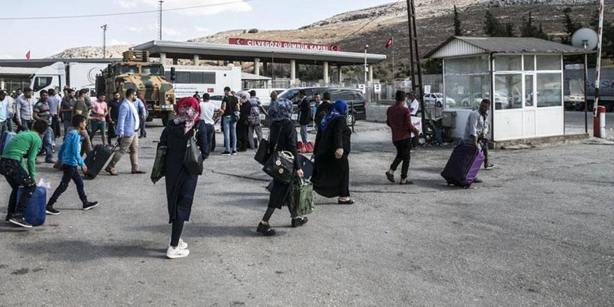 Suriyelilerin eve dönüş umutları yeşerdi