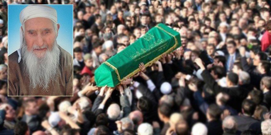 Ağrı Nur talebelerinden Hacı Cimşit Polat vefat etti