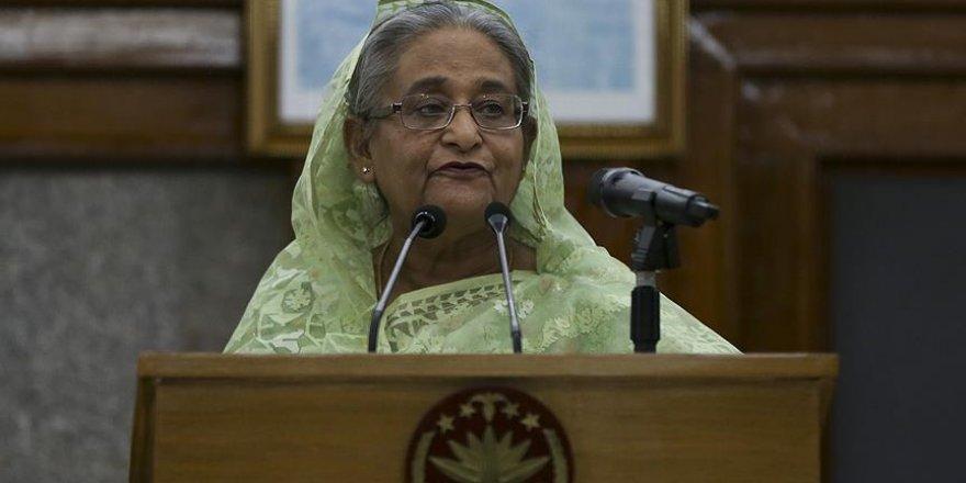 Bangladeş'te Şeyh Hasina Başbakan olarak yemin etti