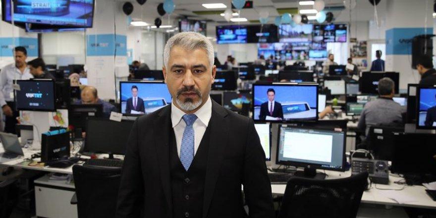 TRT Arapça Direktörü Ataş: TRT Arapça bölünmüşlük çağında köprü inşa etmeye geliyor