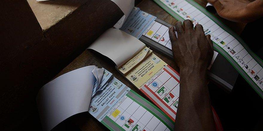 Nijerya seçimlerinde 20 bin aday yarışacak