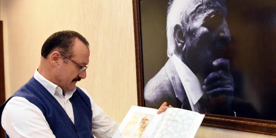 Kırıkkale Üniversitesi Fuat Sezgin'i dünyaya tanıtacak