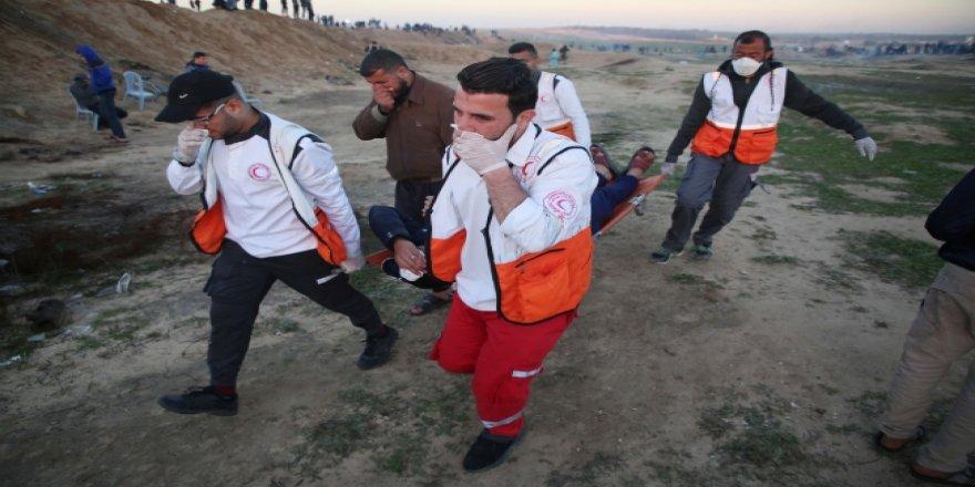 İşgal altındaki Gazze'de 1 şehit