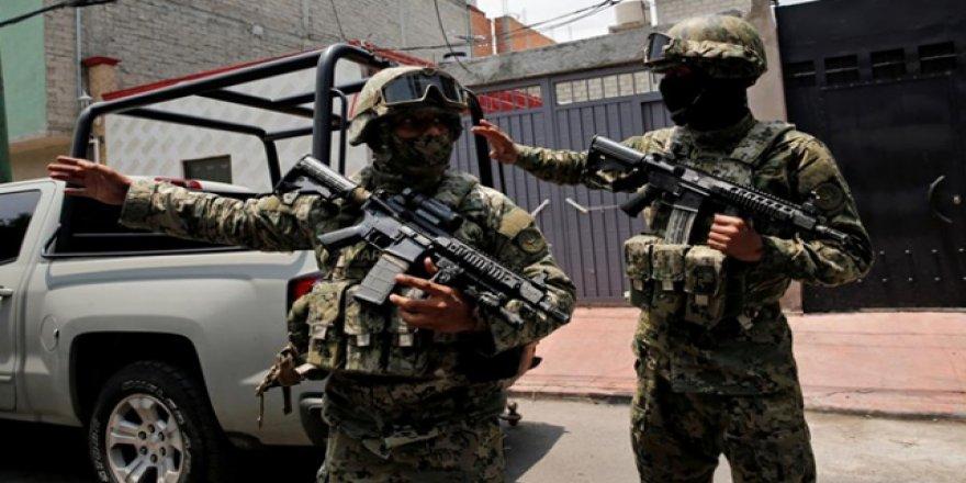 Meksika'da çete şiddeti: 6 ölü