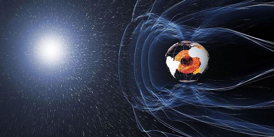 Dünya'nın manyetik kutupları hızla yer değiştirmeye başladı