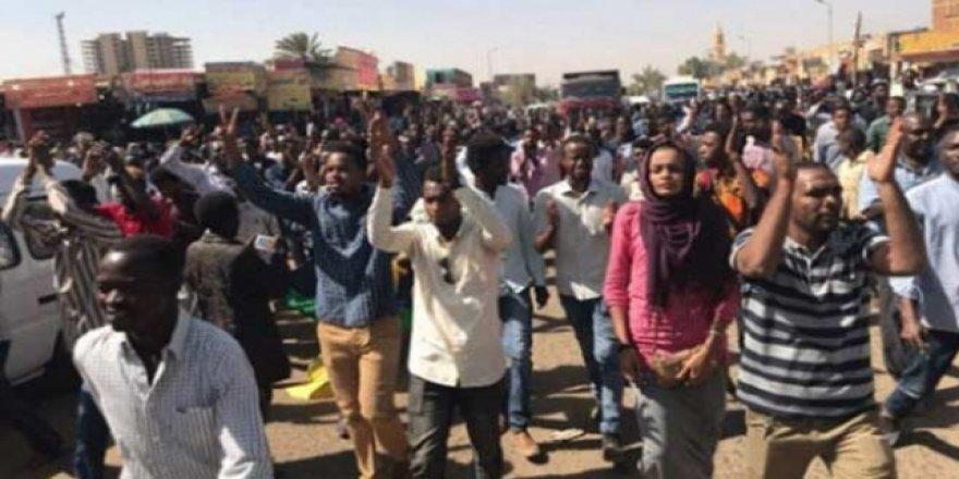 Sudan'da geçen aydan beri 24 kişi öldü