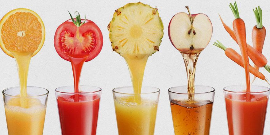 Çocuklar için meyve ve sebzeden 'doğal boya' yapıyorlar